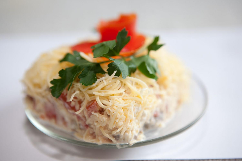 Салат башкирская красавица рецепт